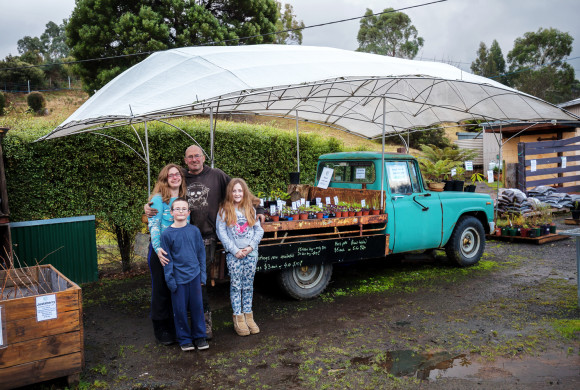 Longley Organic Farm – James and Hermione