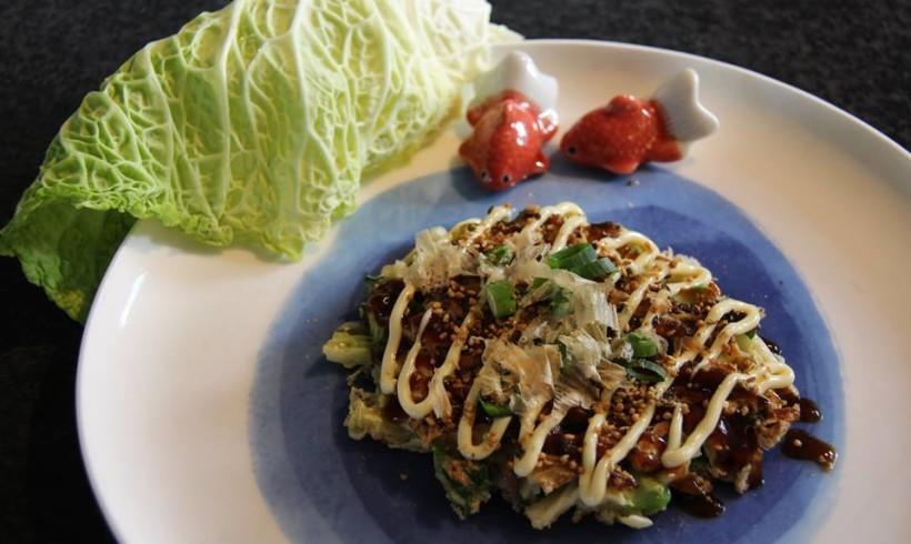 Briony's Okonomiyaki