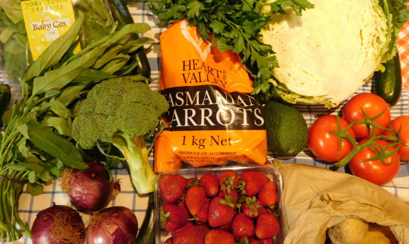 Orders for our January all-Tasmanian produce boxes are now open!