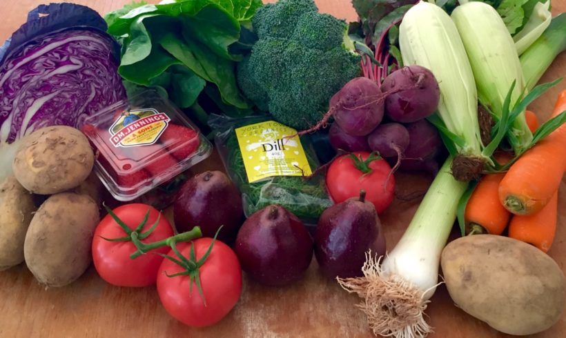 Orders for our April all-Tasmanian produce boxes are now open!