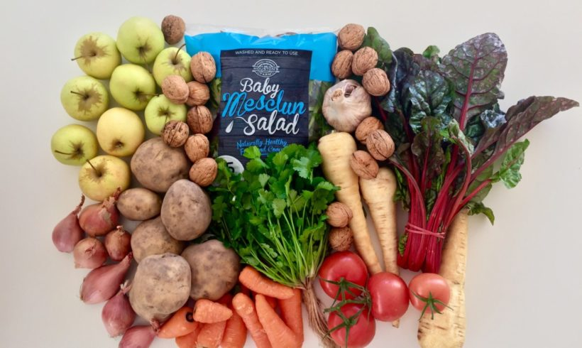Orders for our June all-Tasmanian produce boxes are now open!