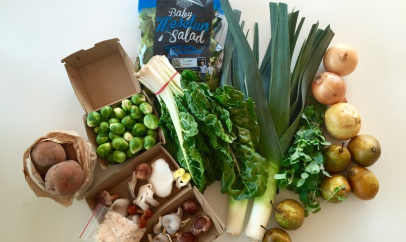 Orders for our September all-Tasmanian produce boxes are now open!