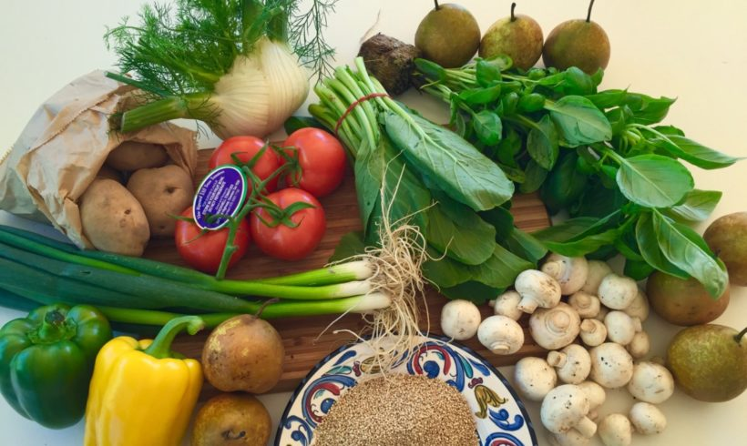 Orders for our October all-Tasmanian produce boxes are now open!