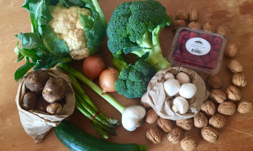 Orders for our December all-Tasmanian produce boxes are now open!