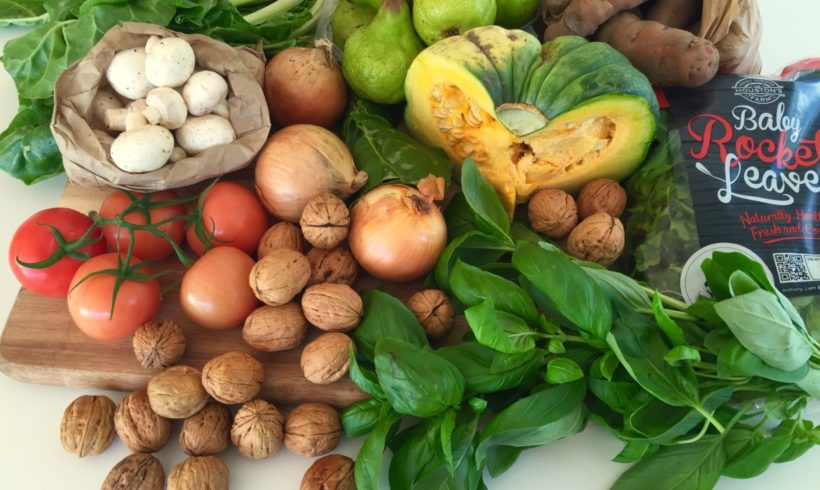 Orders for our all-Tasmanian fruit and veg boxes are now open for May