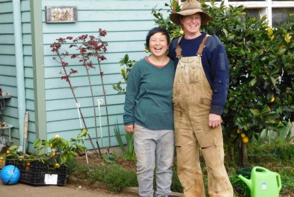 Old School Farm – David & Kaori