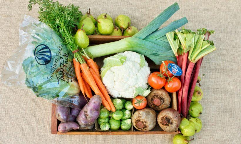 Backyard Bounty all-Tasmanian Vegie box: 18th June